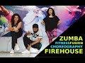 FireHouse-Daddy Yankee Ft Play N Skillz Zumba Dance | Beto Perez & Arantxa Moreno Choreography