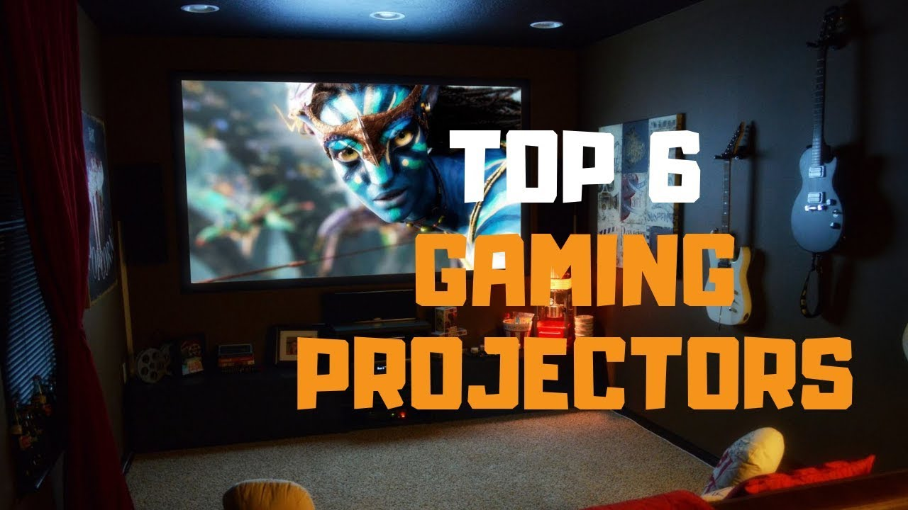 Best Gaming Projector in 2019 - Top 6 Gaming Projectors Review
