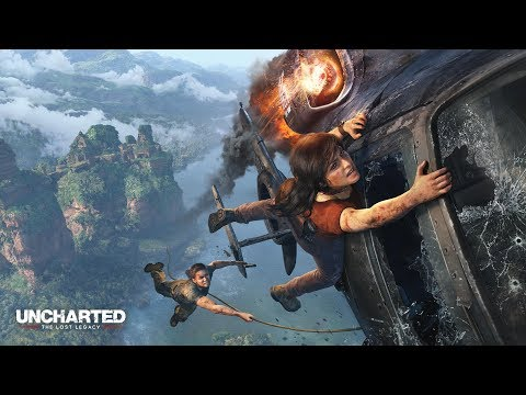 Uncharted The Lost Legacy Playtrough Part 2 Interactive Livestreamer And Chatroom