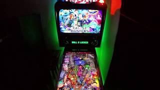 Gameplay VPX 4K - Ghostbusters (Stern 2016)