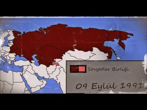 Sovyetler Birliği'nin Dağılışı