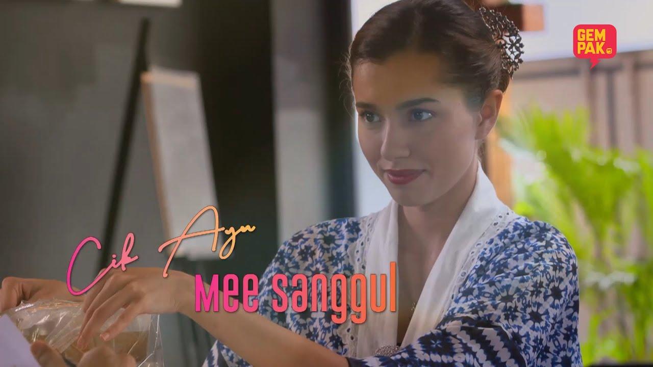 Cik Ayu Mee Sanggul - EP3 | Part 4