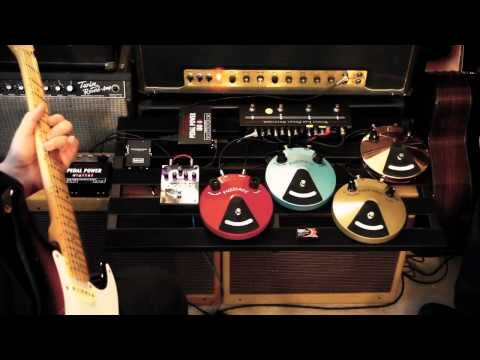 Dunlop Fuzz Face Shoot Out w/ Jeorge Tripps & James Santiago