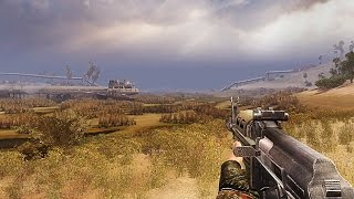 Stalker Call of Pripyat - Revisiting a PC Classic in 2017 (Max Settings)