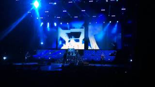 """Gods Of War"" Live By Def Leppard September 15, 2011"