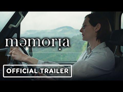 Memoria - Official Trailer (2021) Tilda Swinton