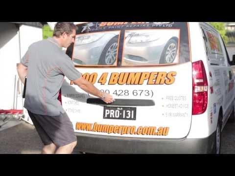 Bumper Repair Gold Coast And South Brisbane