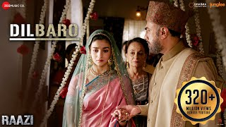 Dilbaro (Video Song) | Raazi (2018)