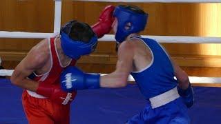 boxing бокс - соревнования в Челябинске 2018