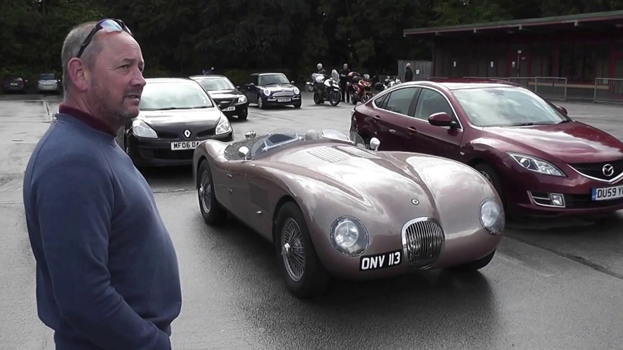 Jaguar C type Replica by Realm Engineering