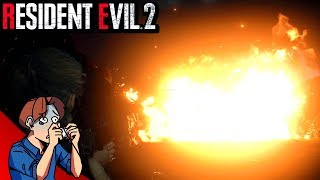 THE STORAGE SHED   Resident Evil 2 Remake (Claire A) #12   ProJared Plays