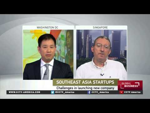 Asia studies expert Douglas Abrams on starting a business in Asia