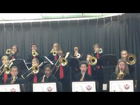 Tavares Middle School / Jazz Band Nov. 2015