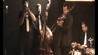 Pic'Pulses Jazzband Lyon feat Pierre Guicquero - Caravan