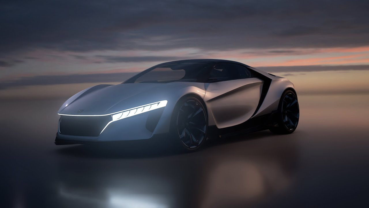 Honda Sports Vision Gran Turismo : Unveiled