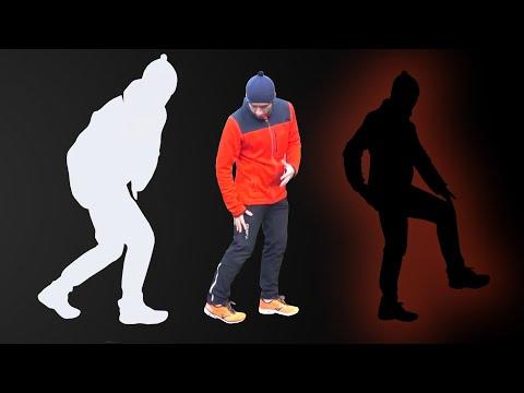 Виды бега - Техника с носка или пятки, перекат стопой, захлест назад, проталкивание ягодичной мышцей