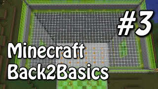 Back2Basics #3 - Slime farm sorting and storage (Minecraft 1.8.1)