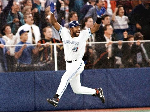 Toronto Blue Jays Win the 1993 World Series! Epic Game 6 Highlights!