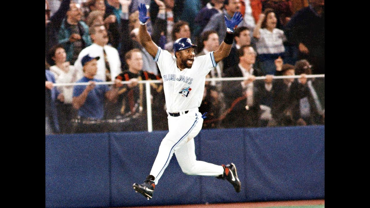 Toronto Blue Jays Win the 1993 World Series! Epic Game 6 Highlights! - YouTube