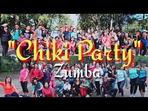 zumba-2019-|-chiki-party---dj-mam's-|-chikie's-fitness-group