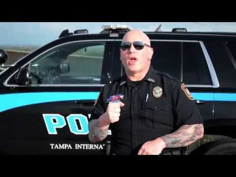Tampa International Airport Police Lip Sync Challenge