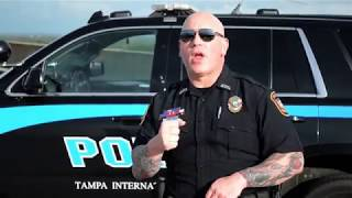 Tampa International Airport Police Lip Sync Challenge