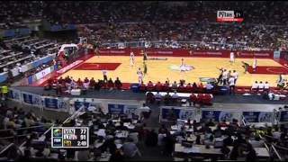 Lithuania vs Venezuela 4th Q