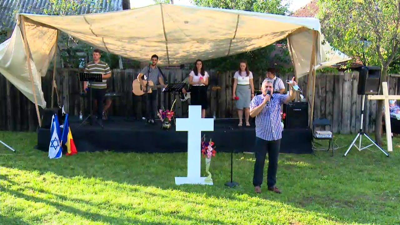 Rugul Aprins 2020 - 4 - sâmbătă seara (8 august) - Biserica Râul Iubirii Ceica