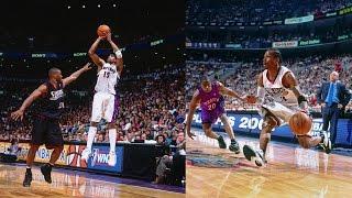 Allen Iverson vs Vince Carter EPIC Duel   2001 Eastern Conference Semifinals