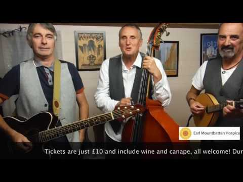 The Alberts - our concert on Thursday 3 November 2016