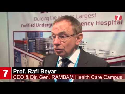 RAMBAM Hospital: Saving Lives  Anyone, Everywhere