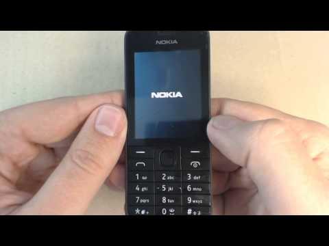 Nokia 220 factory reset