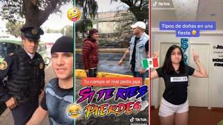 🔥HUMOR MEXICANO #20.🇲🇽|🔴Si te ries pierdes🔴|👑BEST TIK TOK MÉXICO👑|🔥Viral MX🇲🇽|