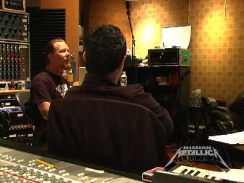 Mission Metallica: Fly on the Wall Clip (September 4, 2008)
