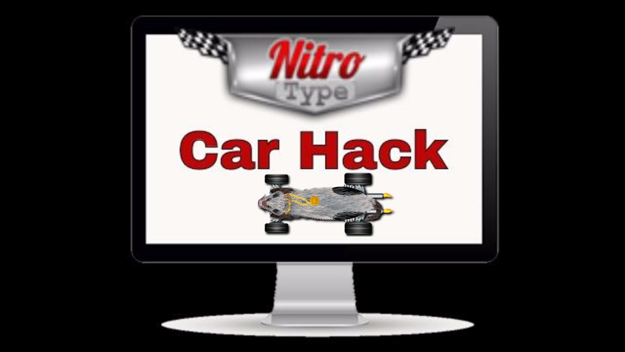 Nitro Type Car Hack! | Get every Car FREE | Download Included | EXTRA VIDEO  |