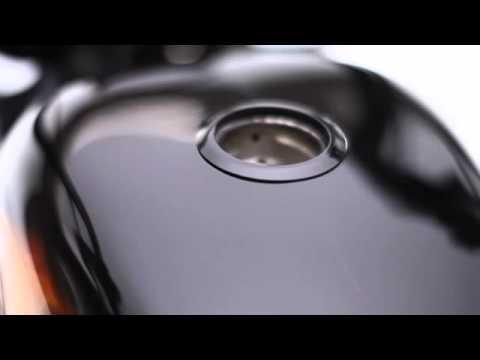 Flush Mount Fuel Cap For Harley Davidson 174 Motorcycle Youtube