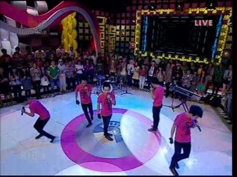 DragonBoyz - Love You No More,Live Performed di Hitzteria (29/09) Courtesy Indosiar