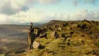 Scene of Pride and Prejudice - Liz on Top of the World