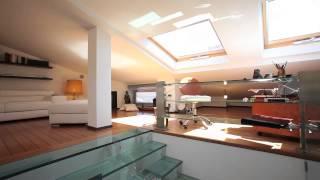 Porto Santo Stefano. Incredibile appartamento piano attico con terrazza vista mare in vendita