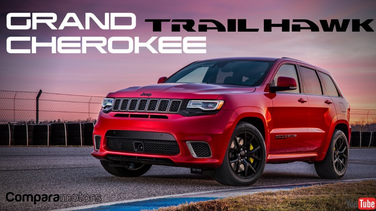 2020 Grand Cherokee Srt Hellcat Specs and Review