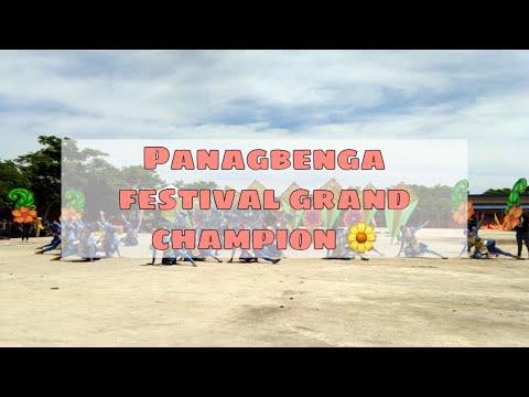PANAGBENGA FESTIVAL CPSU-DJVV Campus GRAND CHAMPION College of Teacher Education Version