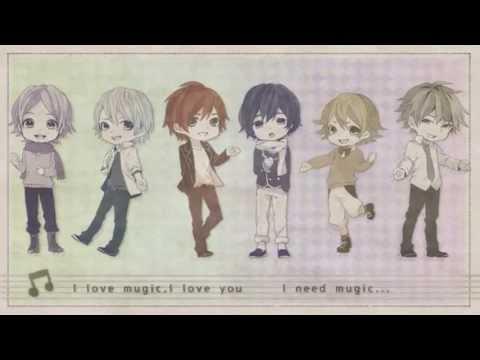 【Nero・Clear・Rib・Soraru・Lon・Kashitaro Ito】MUGIC【English Subtitles】