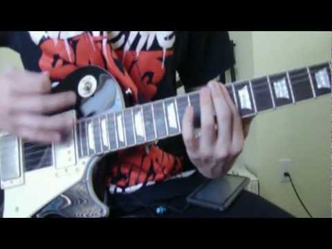 To Hell And Back  Blessthefall Guitar