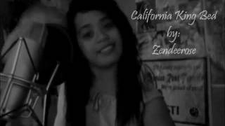 """California King Bed"" (Zendee Rose Cover)"