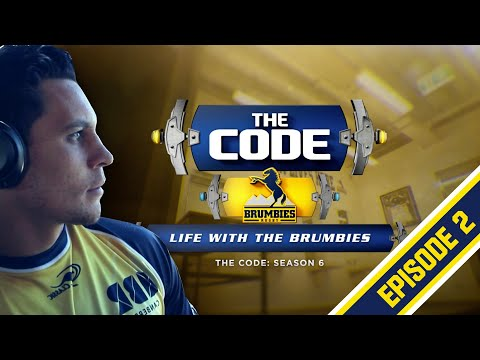 The Code - Life With The Brumbies - Series 6 Episode 2