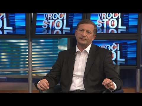 20.04.2011 Vroči stol - Miro Cerar, Bogdan Biščak, Karl Erjavec, Franc Bogovič