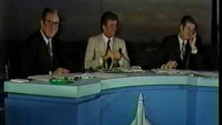 NBC News Coverage of STS-1 The 1st Space Shuttle Mission Part 1
