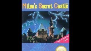 NES Milon's Secret Castle Video Walkthrough