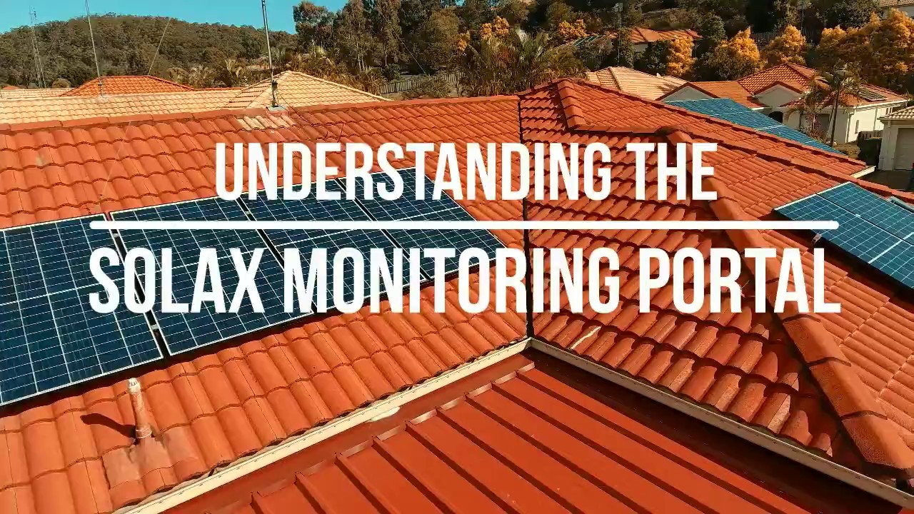 Understanding the SolaX Solar Inverter Monitoring Portal
