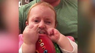 DRUNK BABY IS DRUBK